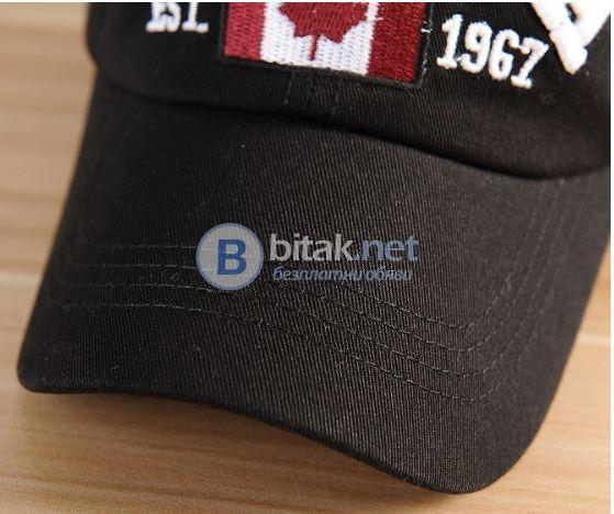 Бейзболна шапка Canada
