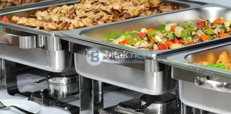 Доставка на топла храна до офиса, до дома или до работното място