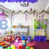 детско парти на открито