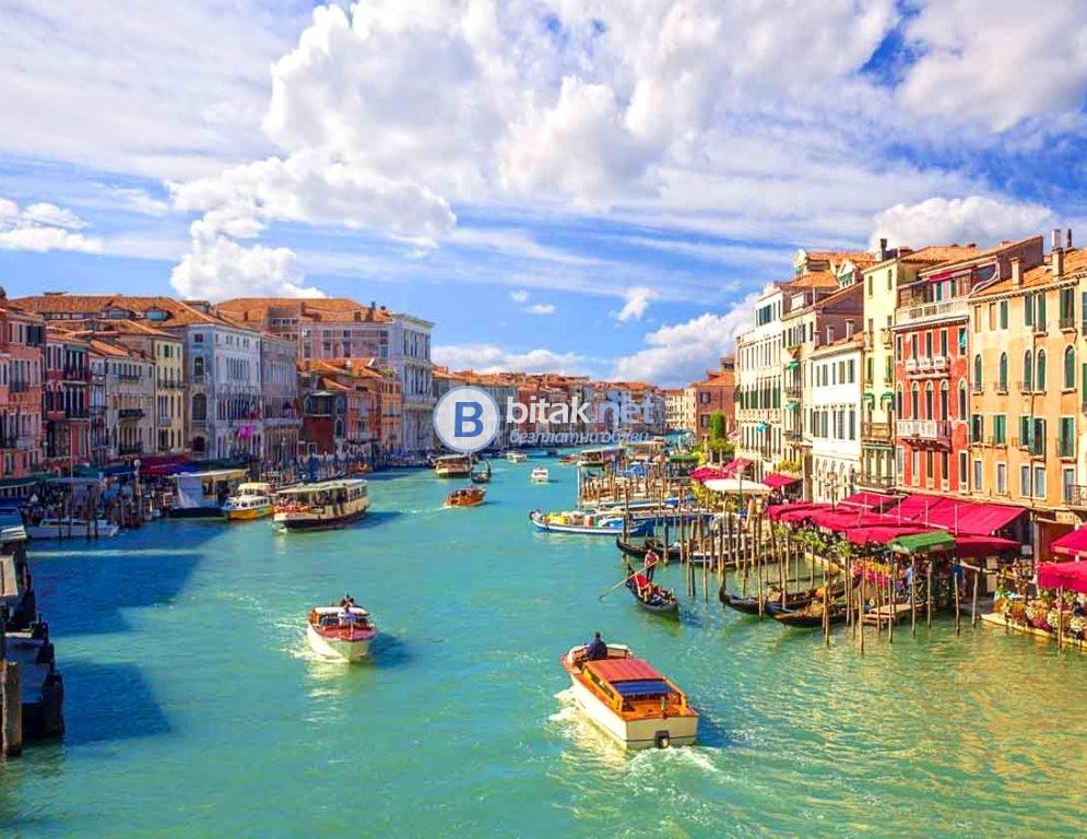 Верона и Венеция - Любовна Приказка