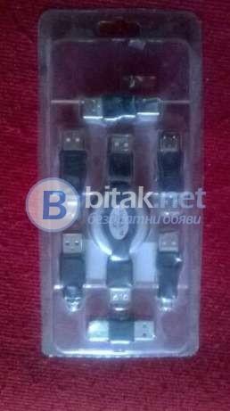Продавам USB разклонител