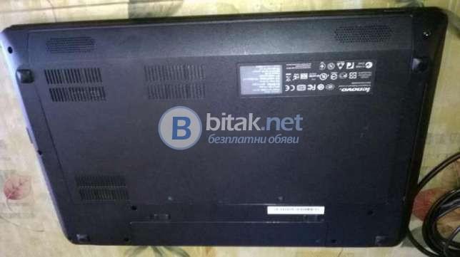 Лаптоп Lenovo G580 15,6''
