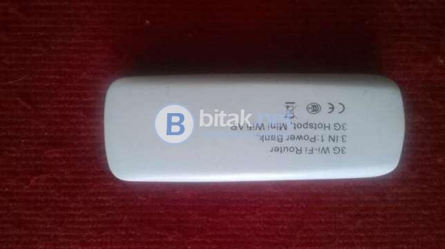 Продавам 3G Wi-Fi Router, 3 в 1 Батерия, 3G рутер и Mini Wi-Fi AP