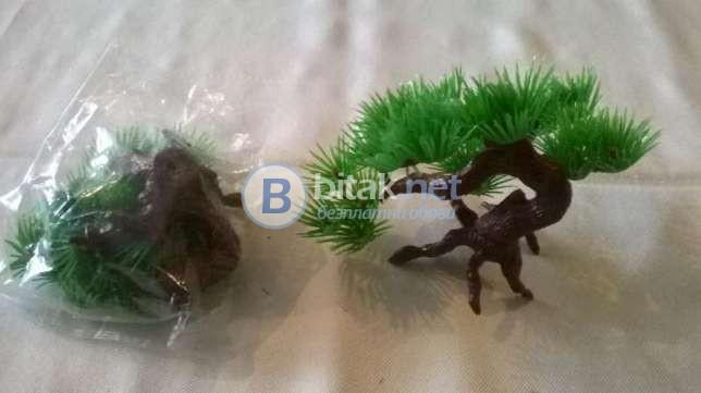 Изкуствени водорасли за аквариум - 5 различни вида