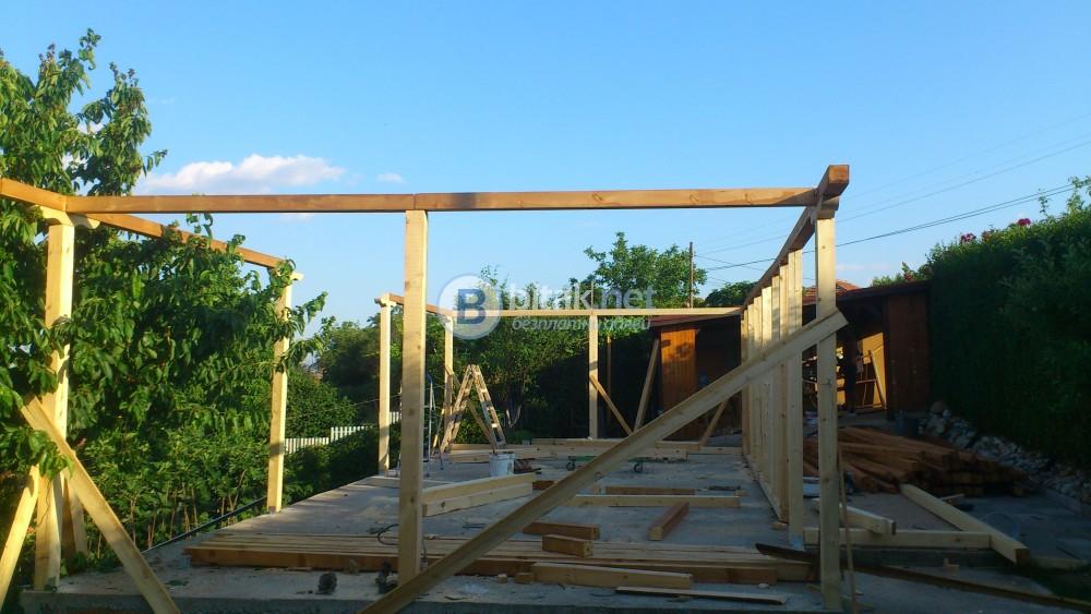 Покривни ремонти - Американски улуци