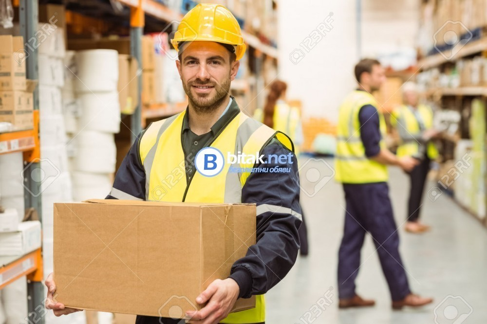 WAREHOUSE`S OPERATIVES for UNITED KINGDOM