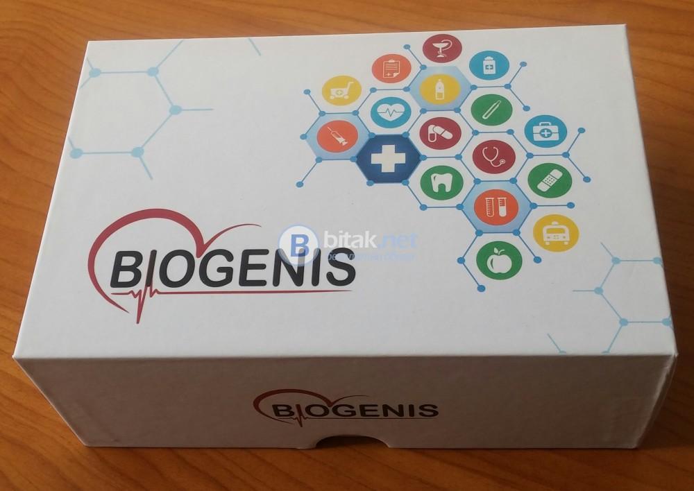 Биогенис – мултичестотно устройство за биорезонансна физиотерапия