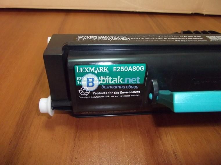 Тонер касета за Lexmark E350