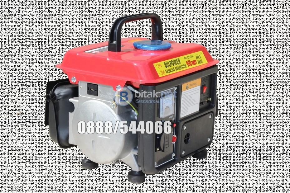 Генератор за ток Bulpower 0.800 KW двутактов
