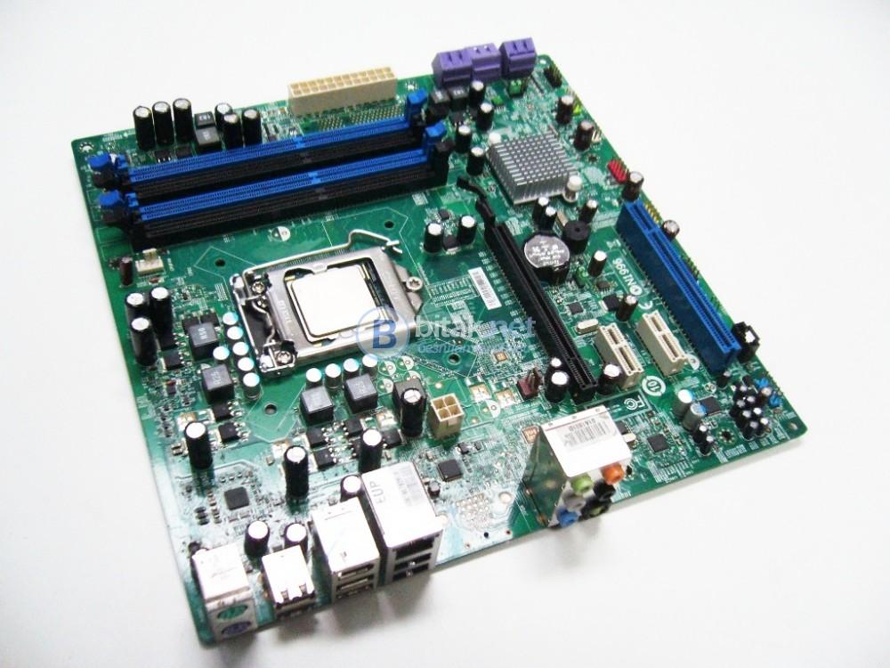 Дъно MSI s.1156 с процесор i3 2.93Ghz