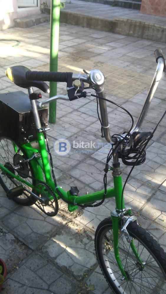 Eлектровелосипед