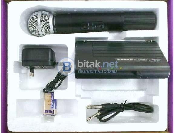 Професионален вокален микрофон *SHURЕ* SM-200