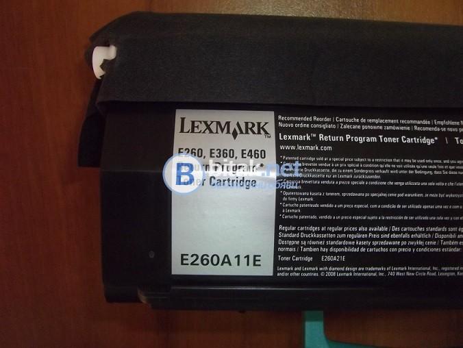 Тонер касета за Lexmark E360