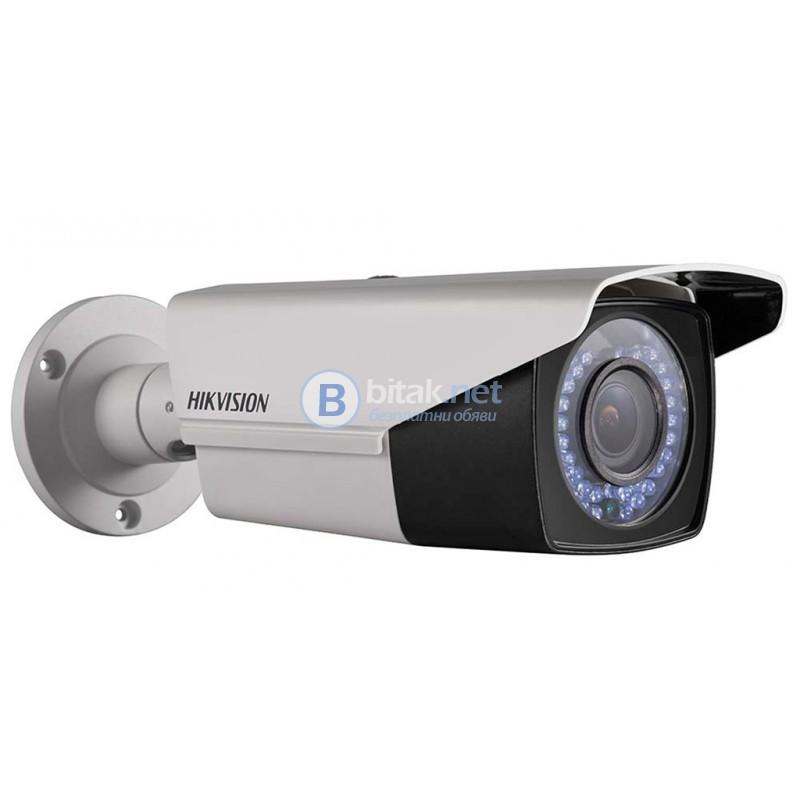 HD-TVI/AHD/CVI/CVBS корпусна камера (4 in 1); 2 Мегапиксела