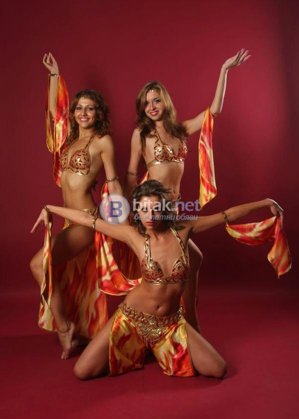 танцьорки и стриптизьорки