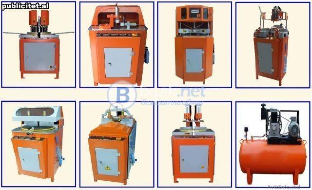 Оборудование / станки для производства окон из ПВХ в России (Турция)