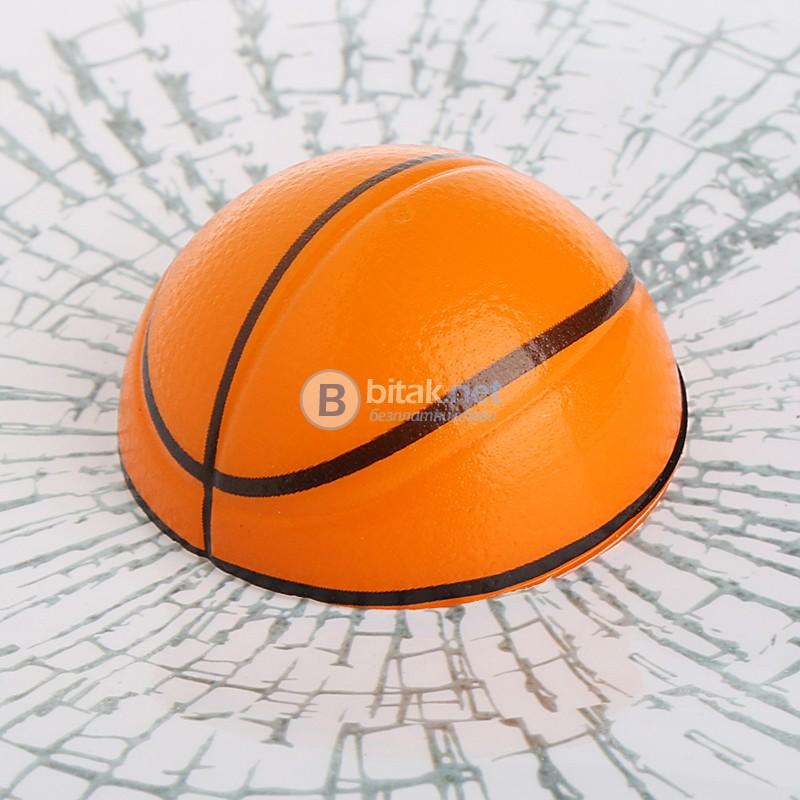 3D стикер за кола лепенка декорация за автомобил прозорец топка спорт