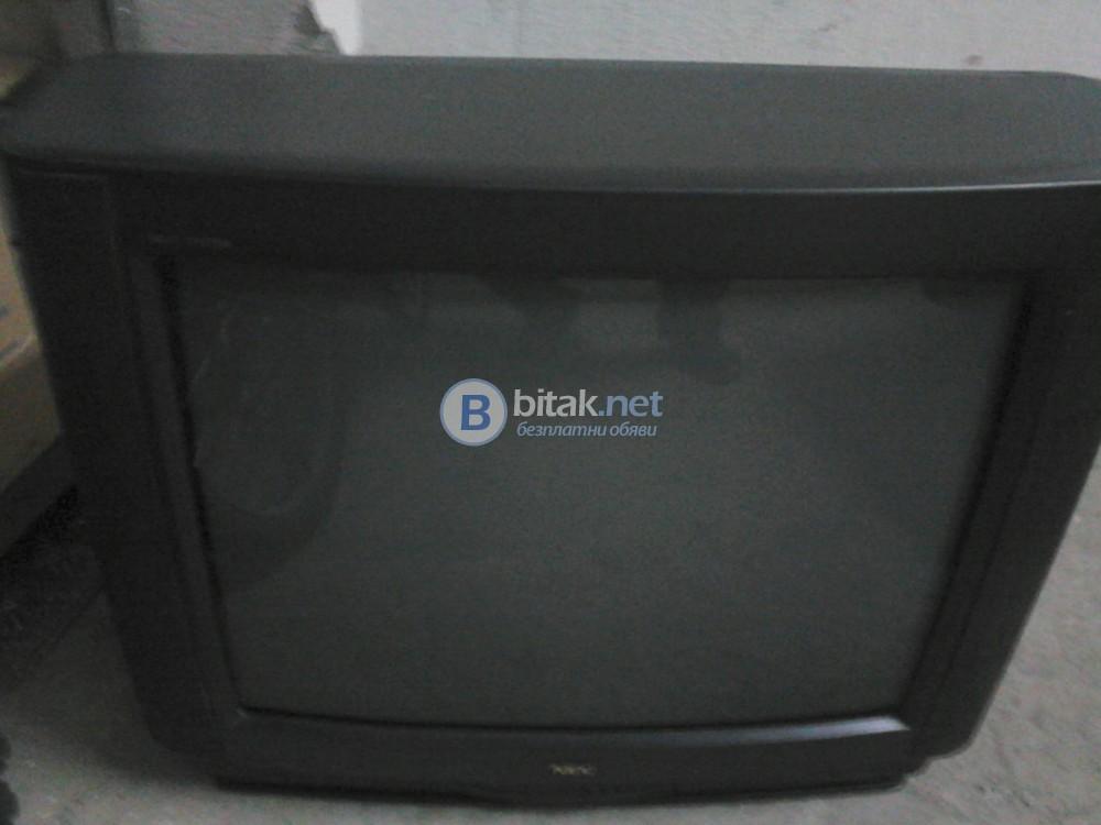 Продавам CRT телевизор NEC-Japan