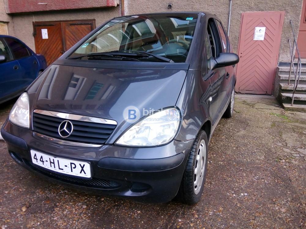 Продавам Mercedes-Benz A 170 CDI 95 кс.