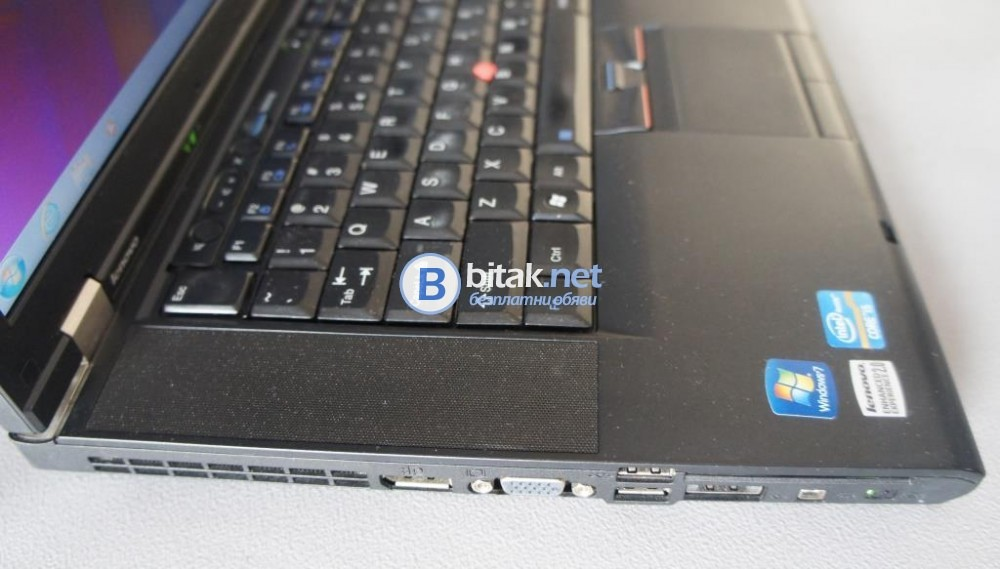 Core i5(2 gen.) Lenovo ThinkPad Т520 (висок бизнес клас)