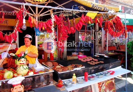 Рощилиада - Фестивал на Сръбската скара от Пловдив