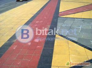 Полагане на тротоарни плочки София