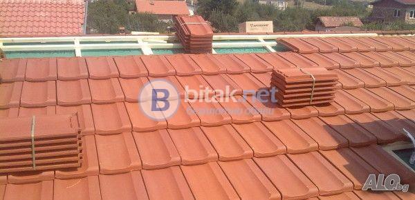 Ремонт на покриви и отстраняване на течове - ХИДРОЙЗОЛАЦИЙ 0886731469