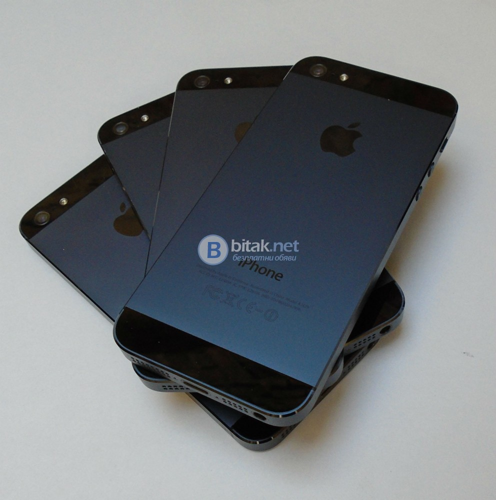 Apple IPhone 5 64GB Втора употреба - с гаранция