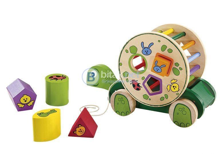 Качествени Еко дървени играчки