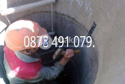 Сондажи за вода,сондиране и почистване на кладенци
