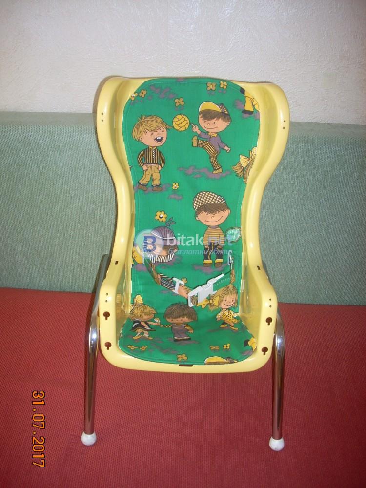 столче за хранене Chicco