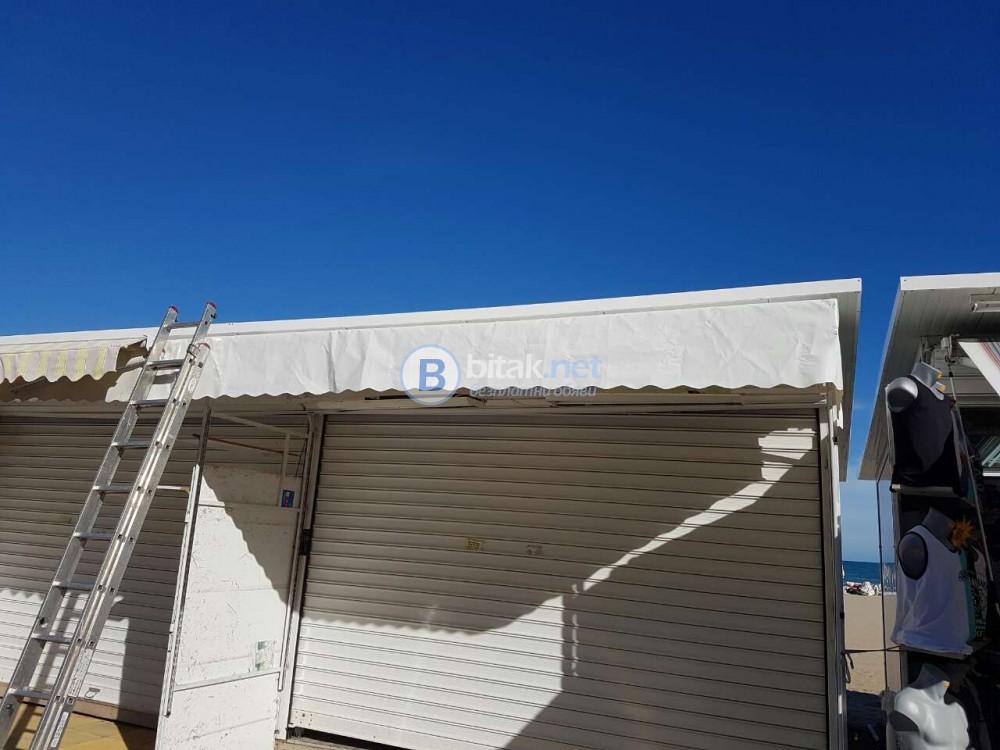 Изработка и монтаж на ветроупорни завеси, тенти, сенници и покривала за камиони
