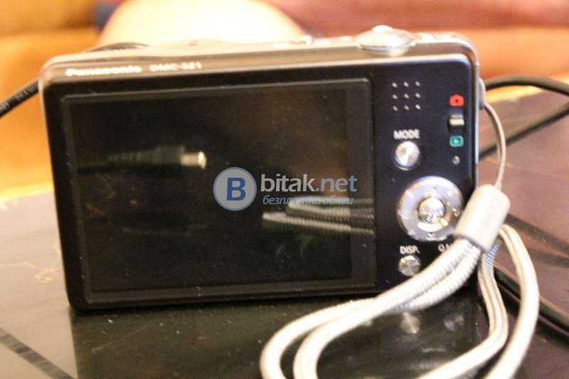 Фотоапарат цифров лещи на Leica Panasonic Lumix SZ1