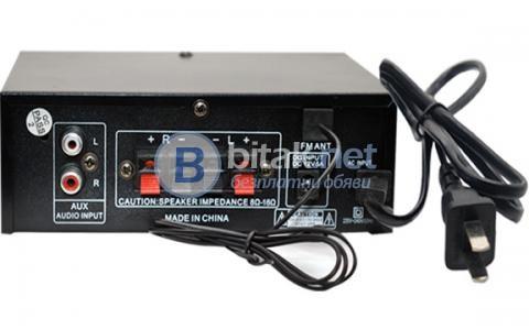 Bluetooth Аудио усилвател / Домашен усилвател,Модел:CM-777BT