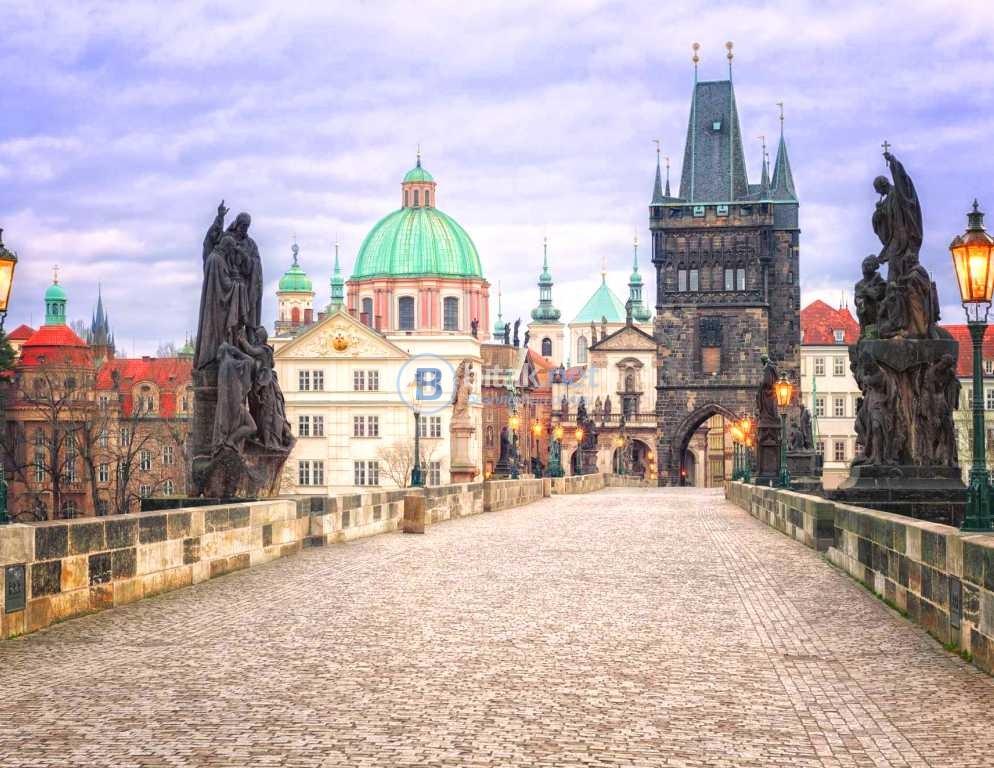 Златна Есен в Прага