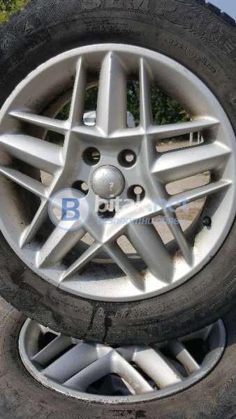 Джанти и гуми 16 за Renault Espace