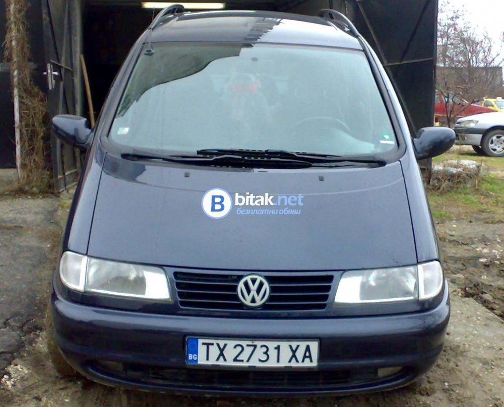 VW Sharan 1.9 TDI
