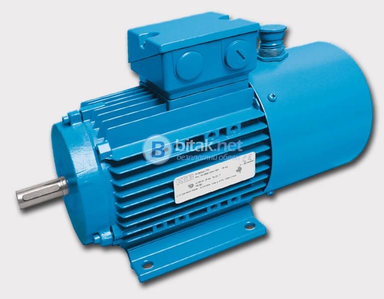 Пренавиване и  ремонт на електродвигатели и електромотори
