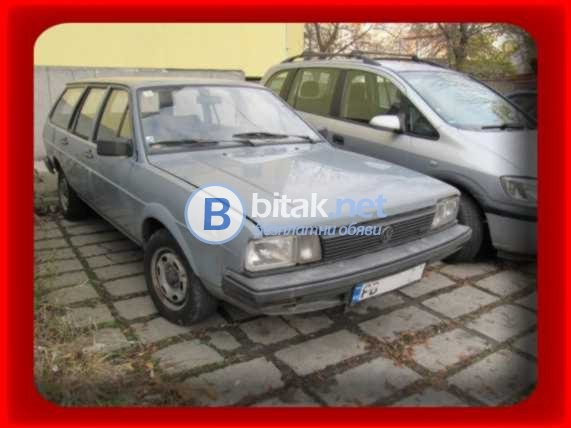 Продавам VW PASSAT - комби, дизел, 83г., на части
