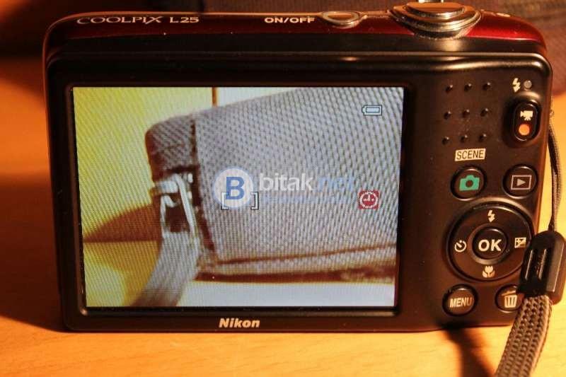 Фотоапарат Nikon Coolpix L25