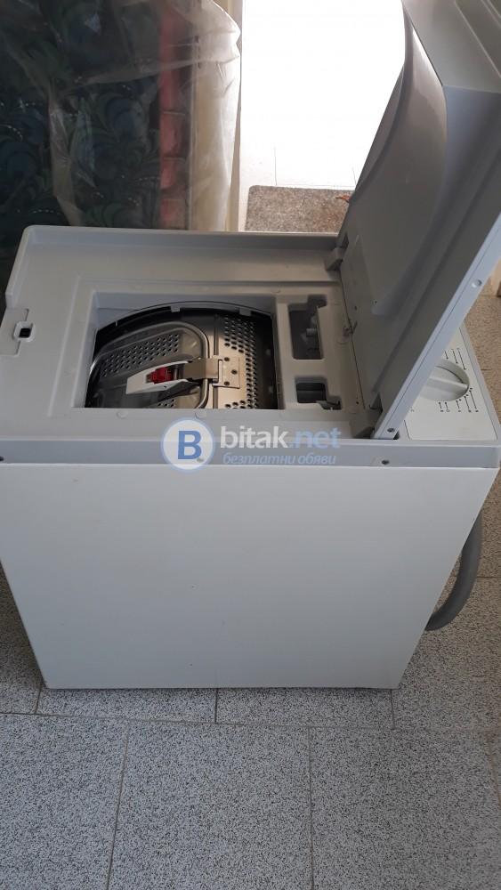 Продавам чешка пералня ТАТРАМАТ  с горно отваряне