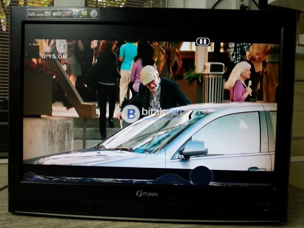 Продавам ТВ FUNAI LT6-M22BB/2F за части