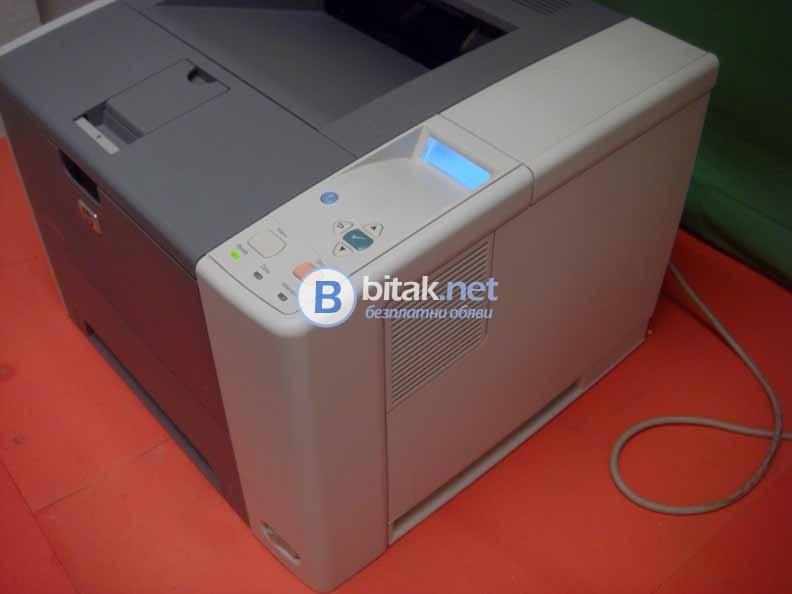 HP LJ P 3005 N - ПРОМОЦИЯ! Цена: 80.00 лв