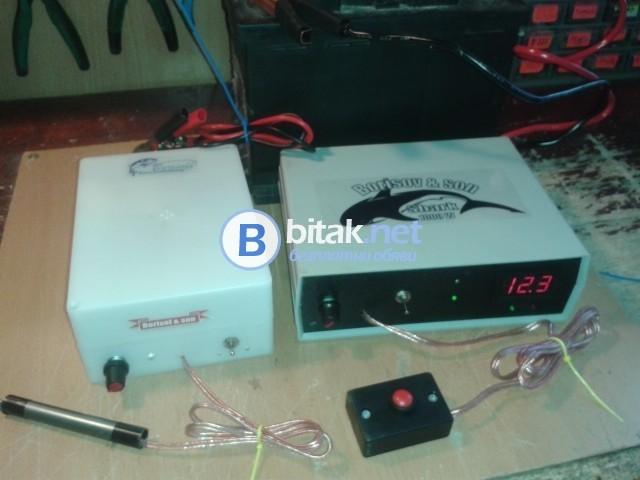 Електровъдици, Електрически въдици