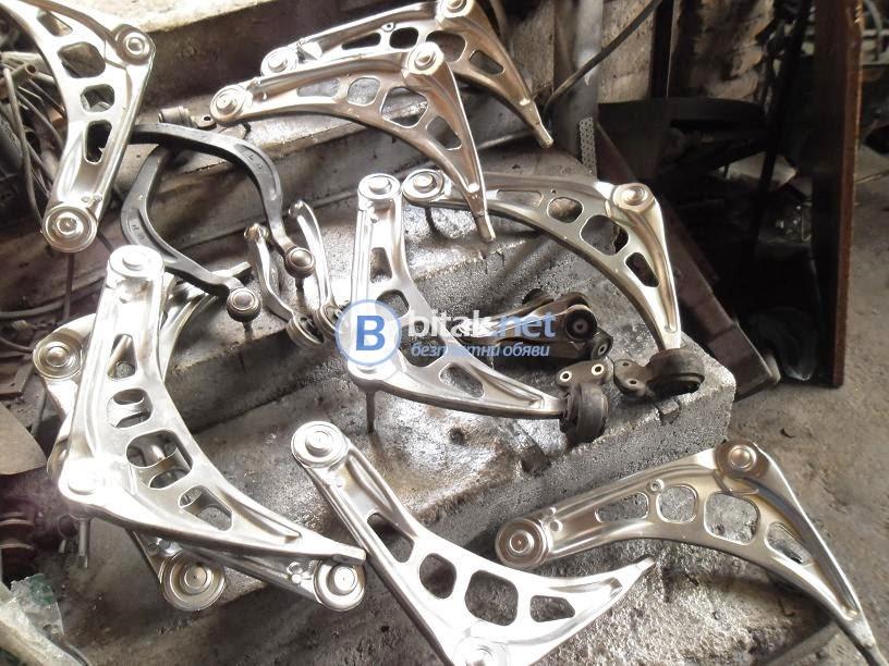 Ремонтира рециклира носачи на BMW E46