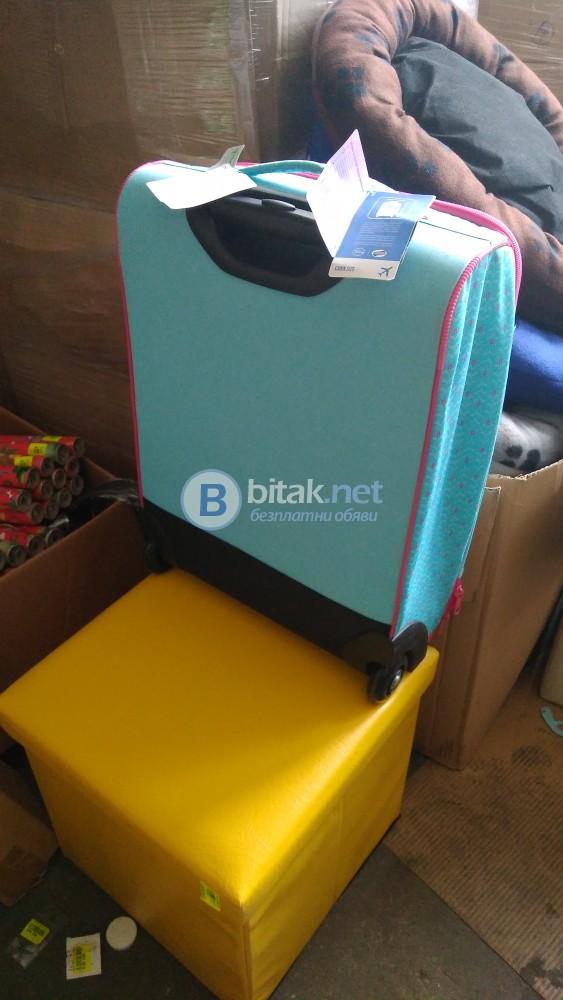 Детски куфар за пътуване
