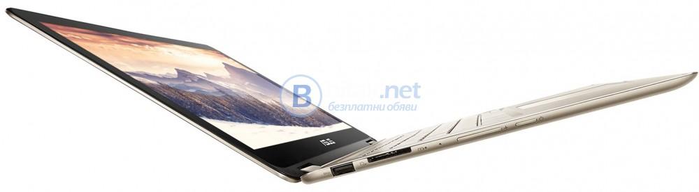 """Asus ZenBook Flip UX360CA-DQ154T, 90NB0BA1-M07310, 13.3"""", Intel Core m3 Dual-Core"""