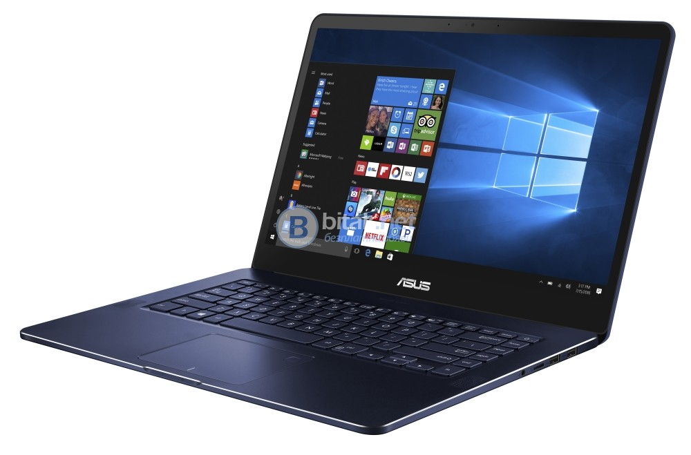 "Asus Zenbook Pro UX550VE-BN072R, 90NB0ES1-M01010, 15.6"", Intel Core i7 Quad-Core"