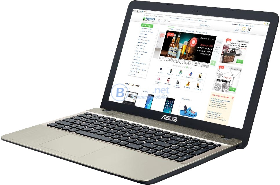 "Asus X541UJ-DM350, 90NB0ER1-M12150, 15.6"", Intel Core i3 Dual-Core"