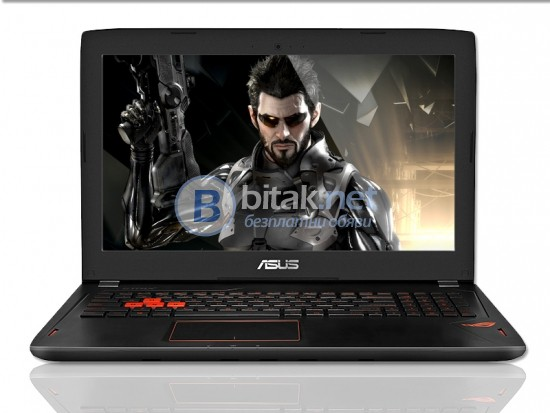 "Asus RoG GL502VS-FY110T, 90NB0DD1-M03450, 15.6"", Intel Core i7 Quad-Core"